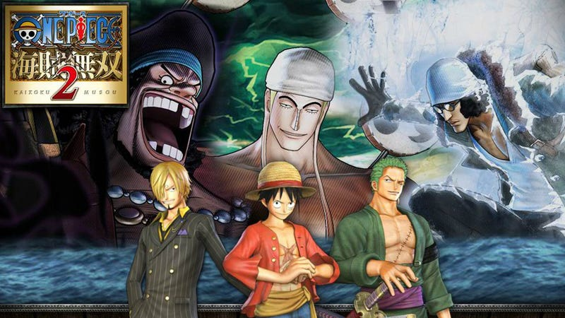 One Piece Pirate Warriors 2 Looks To Be More Upgrade Than Sequel (Not That That's A Bad Thing)