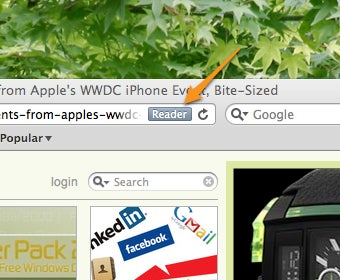 First Look at What's New in Safari 5