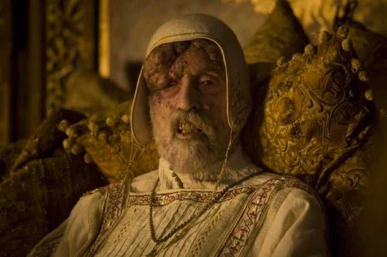 First clips from Nic Cage's Season of the Witch are damn disgusting