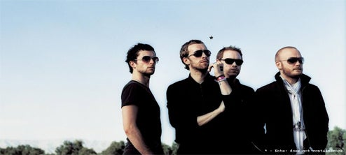 Coldplay To Contribute To Guitar Hero's Demise