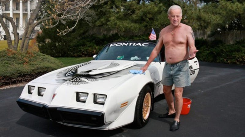 Some People On The Internet Are Trying To Buy Joe Biden A Bitchin' Trans Am