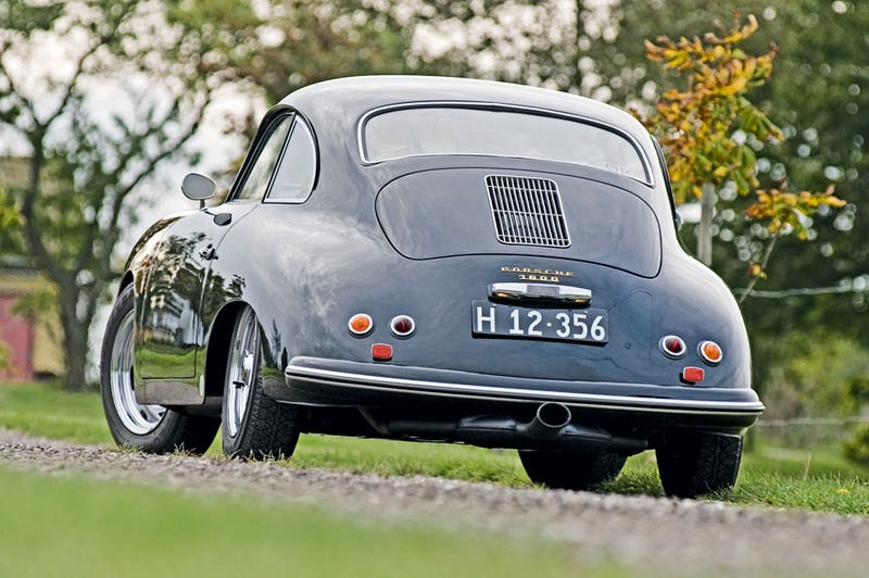 Help Find This Rare Porsche Stolen At The Nürburgring