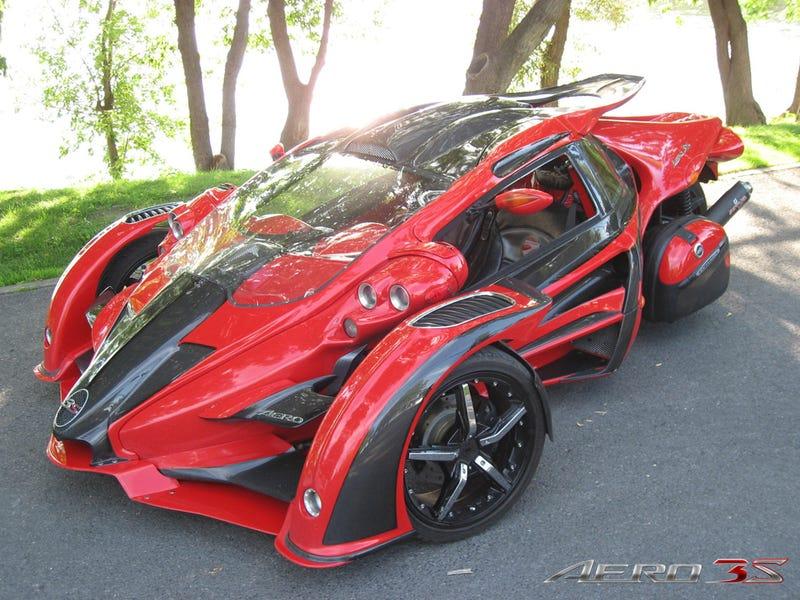 Elio Motors: Three wheels of a good idea.