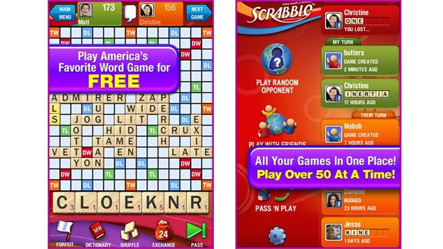 Bring On the Cross-Platform Word-Battles: Official Scrabble For Android Is Here