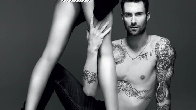 Adam Levine Loses A Chunk Of Torso In Tragic Photoshop Accident