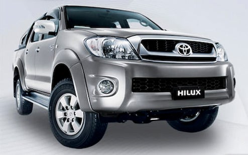 Toyota of Malaysia Finds Internet, Immediately Breaks Its Own 2009 Hilux Embargo