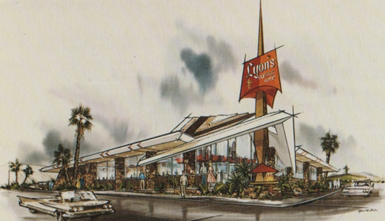 Googie: Architecture of the Space Age