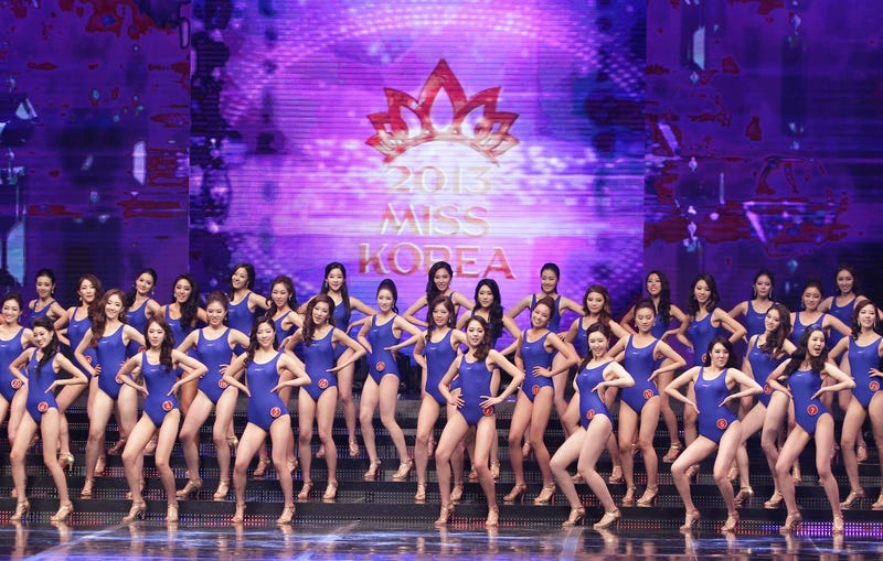 Behold the Miss Korea Pageant in All Its Surgically Modified Glory
