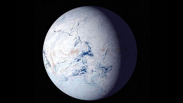 A Supermassive Ice Age May Have Led to Complex Life on Earth