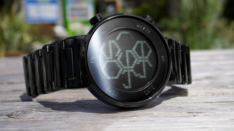 The Kisai Zone Tells the Time in Hexagons