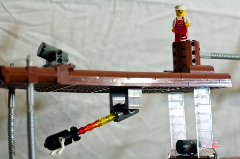 The Not-So-Good Ship Fireflower Might Be the Most Triumphant LEGO Video Game Creation Ever