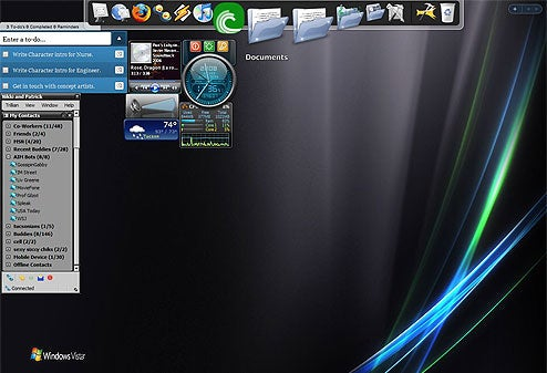 A More Productive Vista Desktop
