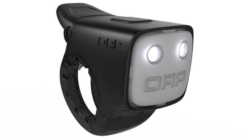Make Yourself Known With a Bike Light That's As Loud As a Car Horn