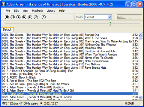 Hack Attack: Roll your own killer audio player with foobar2000