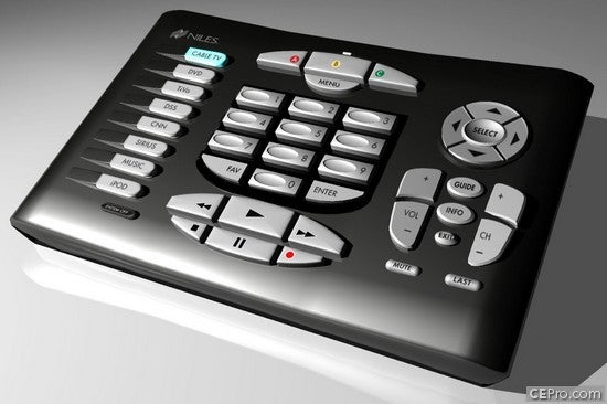 Niles IC2, the Mother of All Universal Remotes