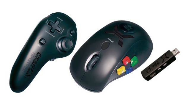 The Splitfish FragFX Shark Is a Mouse Controller for the Xbox 360
