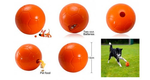 This Autofetch Motion Pet Ball Is One Twisted Toy