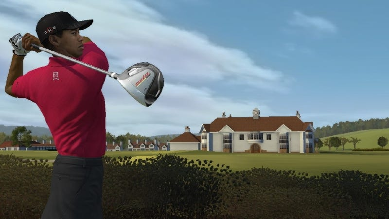 EA Sports Invites Some Old Pals to Play Golf in Tiger Woods 13