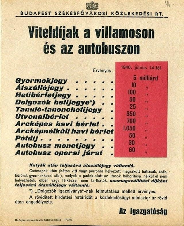 Csökken a villamosjegy ára? Van honnan! Rohadt kommunisták!