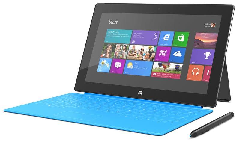 Por qué el Surface RT de Microsoft es (de momento) un completo fracaso