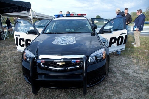 2011 Chevrolet Caprice PPV: Great American Cop Car Shootout