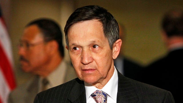 Dennis Kucinich Won't Personally Impeach Barack Obama