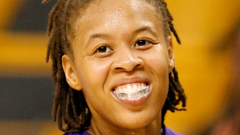 How a WNBA Star Met Her Future Wife