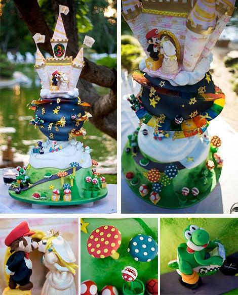 Nerdiest Wedding Cake Toppers We Adore