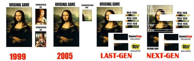 The Mona Lisa, As A Next-Gen Video Game