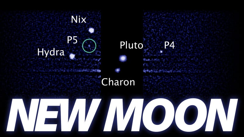 New Moon Discovered in Our Solar System
