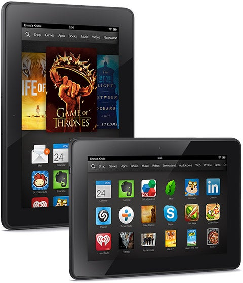 What to do with Kindle Fire HDX?