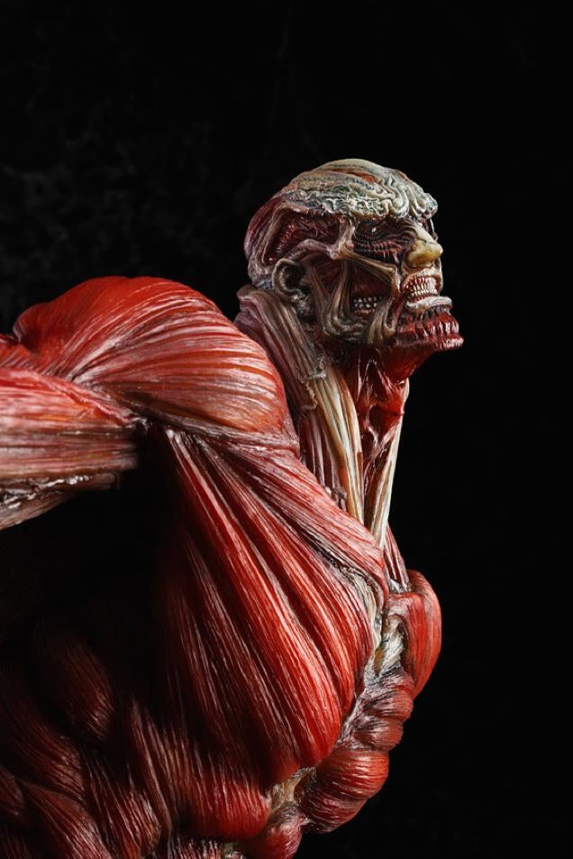 Oh Hey, It's a $675 Attack on Titan Statue
