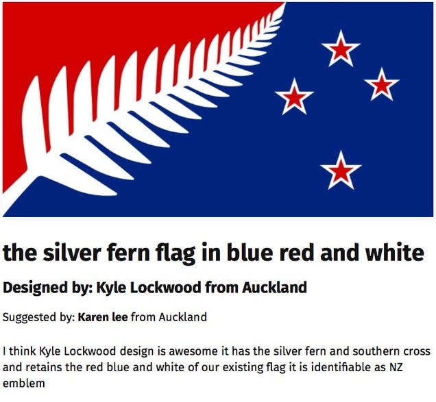 Flag Design Ideas Designs That Could Finally Replace New Zealand 39 S Controversial Flag