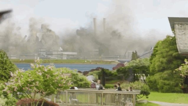 Who are the other monsters in the new Godzilla trailer?