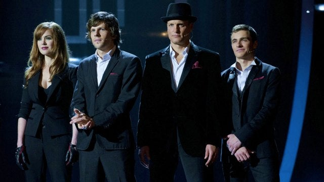 First trailer for Now You See Me asks: What if David Blaine started a magic gang of thieves?