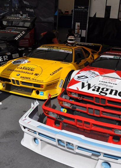 The BMW M1 Wins By A Nose... Or Six