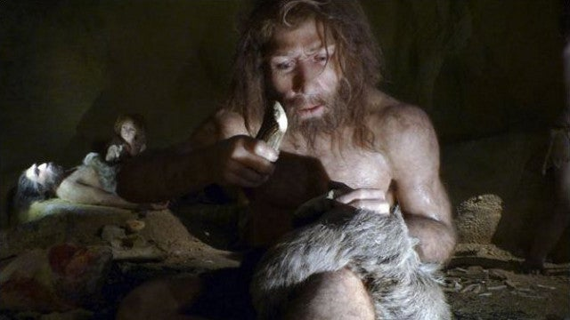 Skeletal Remains of Neanderthal/Human Hybrid Found