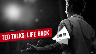 Watch <i>TEDTalks: Life Hack</i> and Be More Productive in 2014