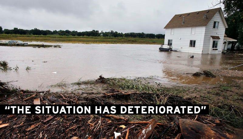 1,200 People Missing in Devastating Colorado Floods