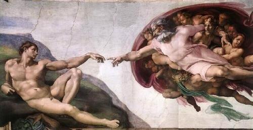 God Was A Math Problem