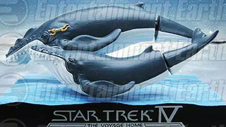 <i>Star Trek IV</i>'s Whales Are Now A Bobblehead, Because Why The Hell Not
