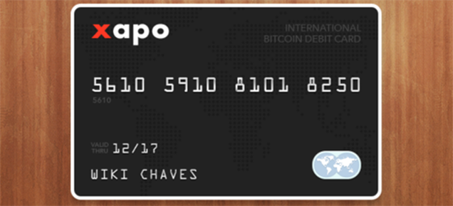 This Bitcoin Card Could Make Virtual Money Mainstream