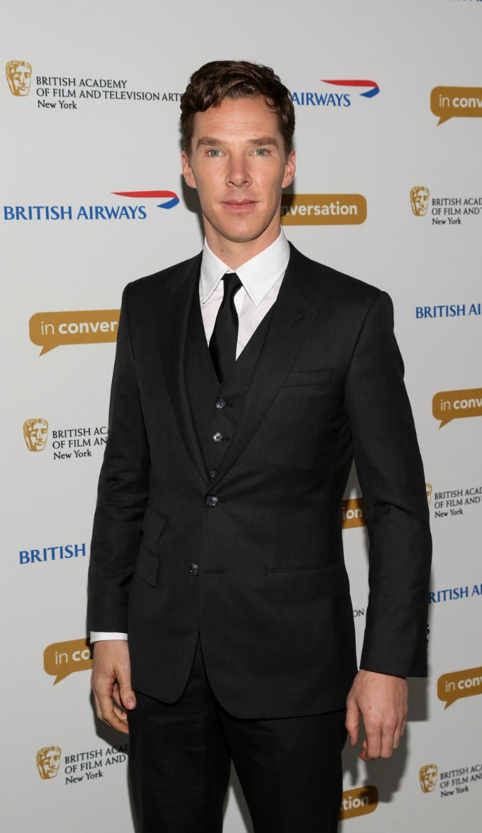 Internet Goes Nuts for Benedict Cumberbatch's Teen Doppelganger