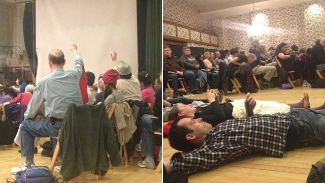 '7:31 pm: First mention of fascist food': Highlights of the Park Slope Co-op Meeting