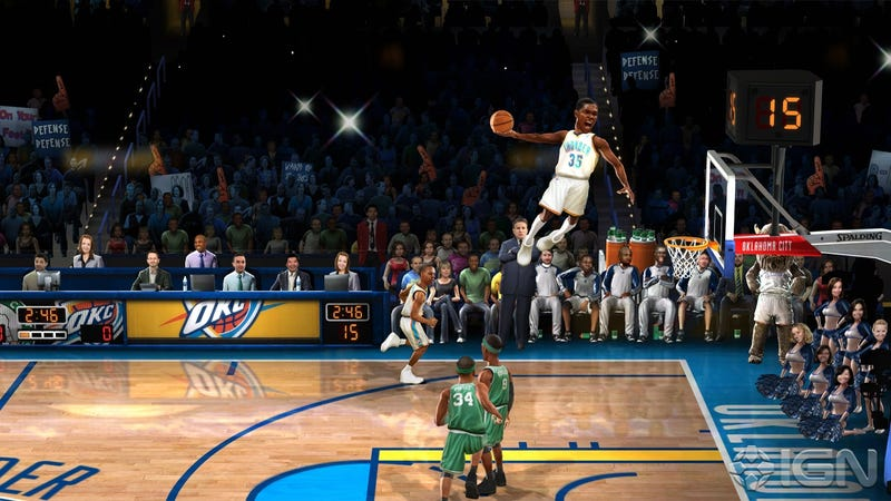 NBA Jam For 360, PS3: 'We're Trying To Throw It All In There'