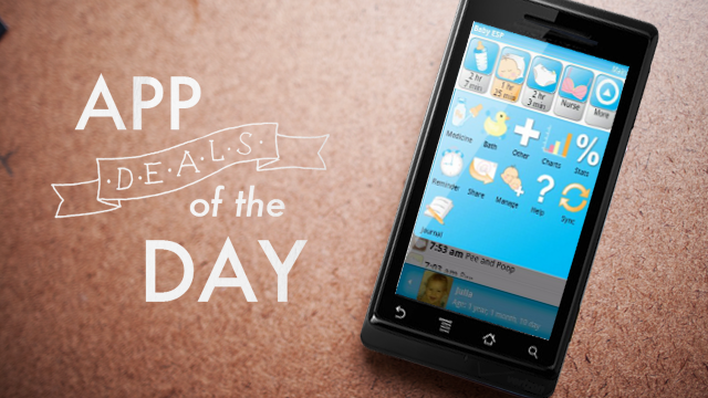 Daily App Deals: Get Baby ESP for Android for 60% Off in Today's App Deals