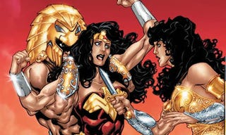 Wonder Woman To Become Cagefighting Superhero