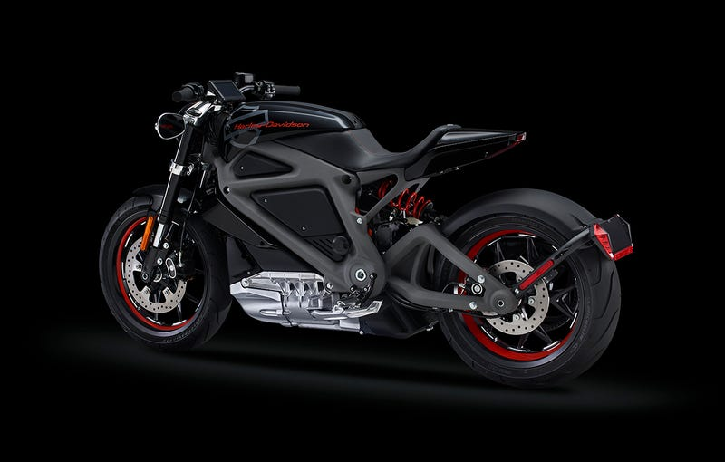 ​What Harley-Davidson's First Electric Motorcycle Means For America's Future