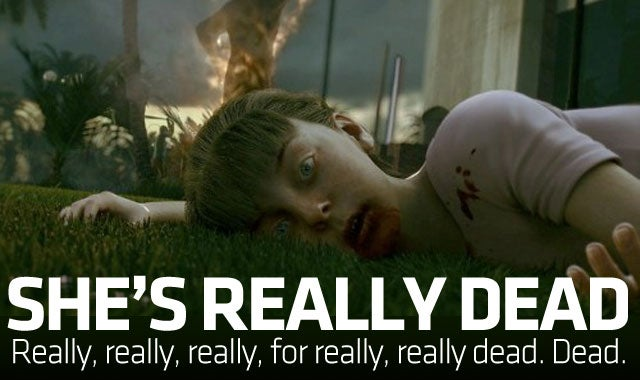 That Heartbreaking Dead Island Family? They're Not In The Game