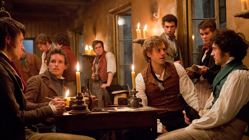 Watch the Big 'One Day More' Sequence from Les Mis
